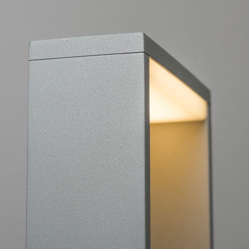 Buitenlamp Frame 80 LED zilvergrijs | Verlichting | Pinterest