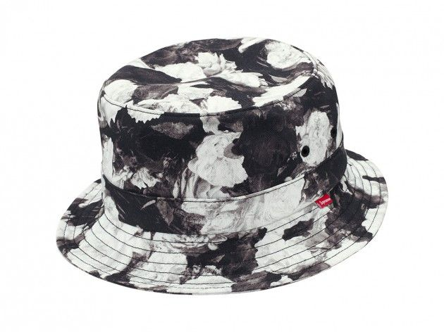 flower print bucket hats with decoration. Supreme Power 57e65dc68d