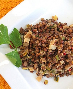 The Best Lentil recipe you can find!