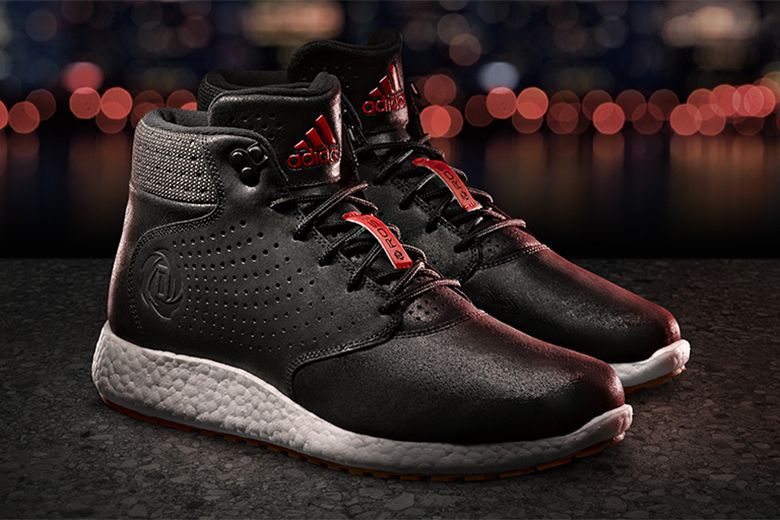 cheap for discount 4bd05 3f738 adidas Unveils the D Rose Lakeshore Boost Adidas Boost, Adidas Men, Adidas  Sneakers,