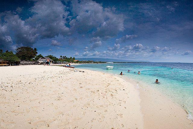 White Beach Moalboal Cebu Island