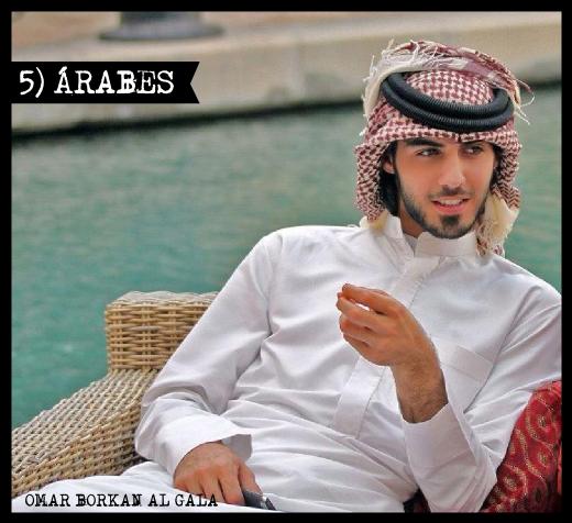 machos arabes