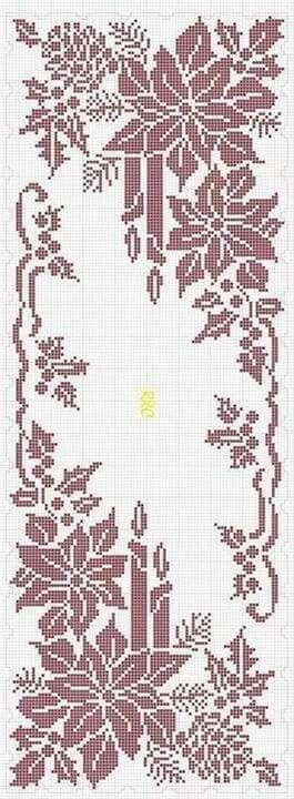 Pin von Mia auf Muster | Pinterest | Deckchen, Häkeln und Weihnachten