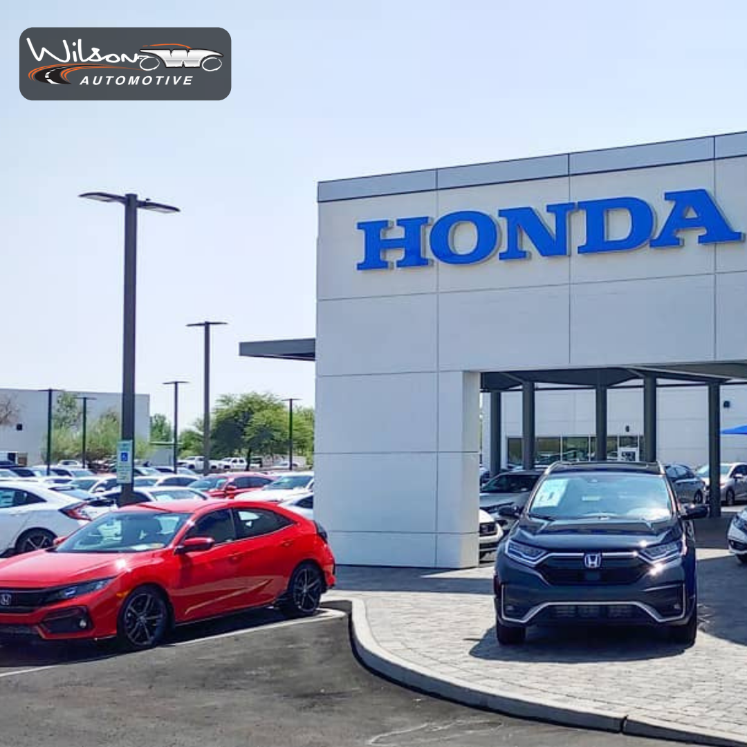 Our @righthondaofficial dealership has just recently expanded their inventory, which means that there are even more incredible vehicles to choose from. 💙 If you're looking for a reliable Honda, then you've come to the right place! #WilsonAutomotive #Honda #HondaCars #HondaUSA #arizona #honda #hondafest #hondas #hondaclub #hondaday #hondaculture #hondalife