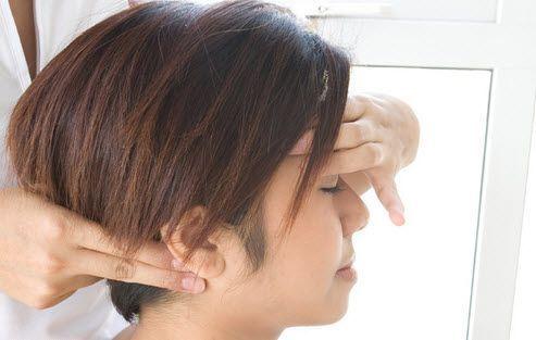 Reflexology For Reducing Hair Fall Acupressure Hair Loss Treatment