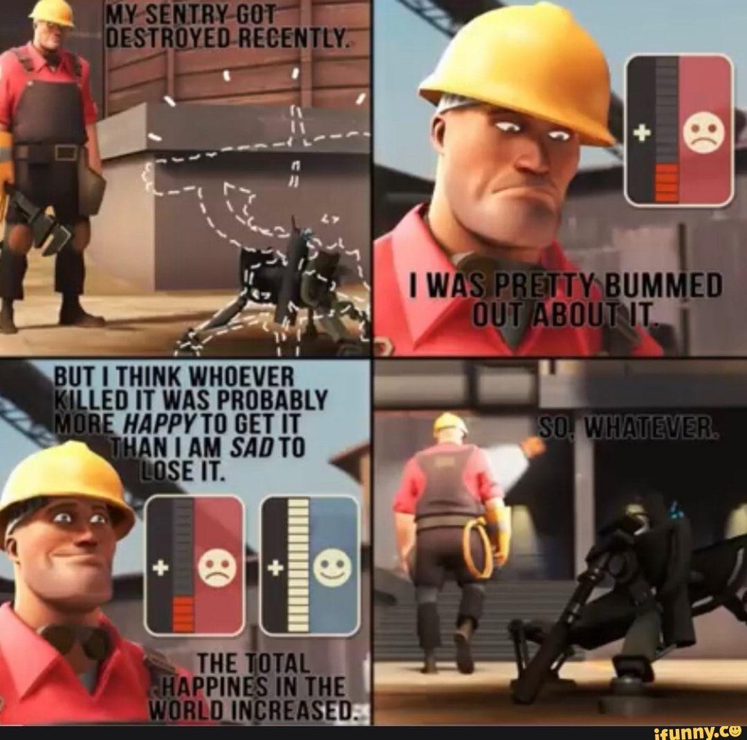 Tf2 The Engineer Meme