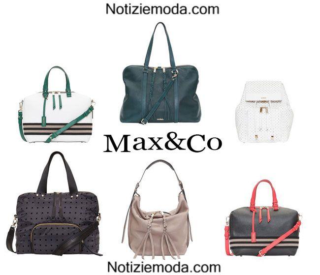 Handbags Max Co primavera estate 2015 Max Co 75773c201b9