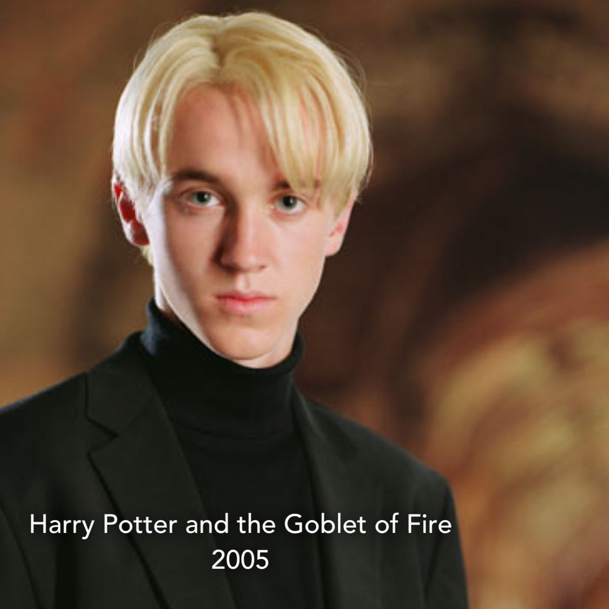 Harry Potter And The Goblet Of Fire Tom Felton Draco Malfoy Tom Felton Goblet Of Fire