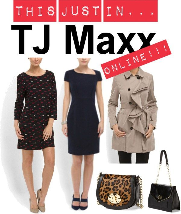 Home Goods Sites: TJ Maxx Is Now Online!!!