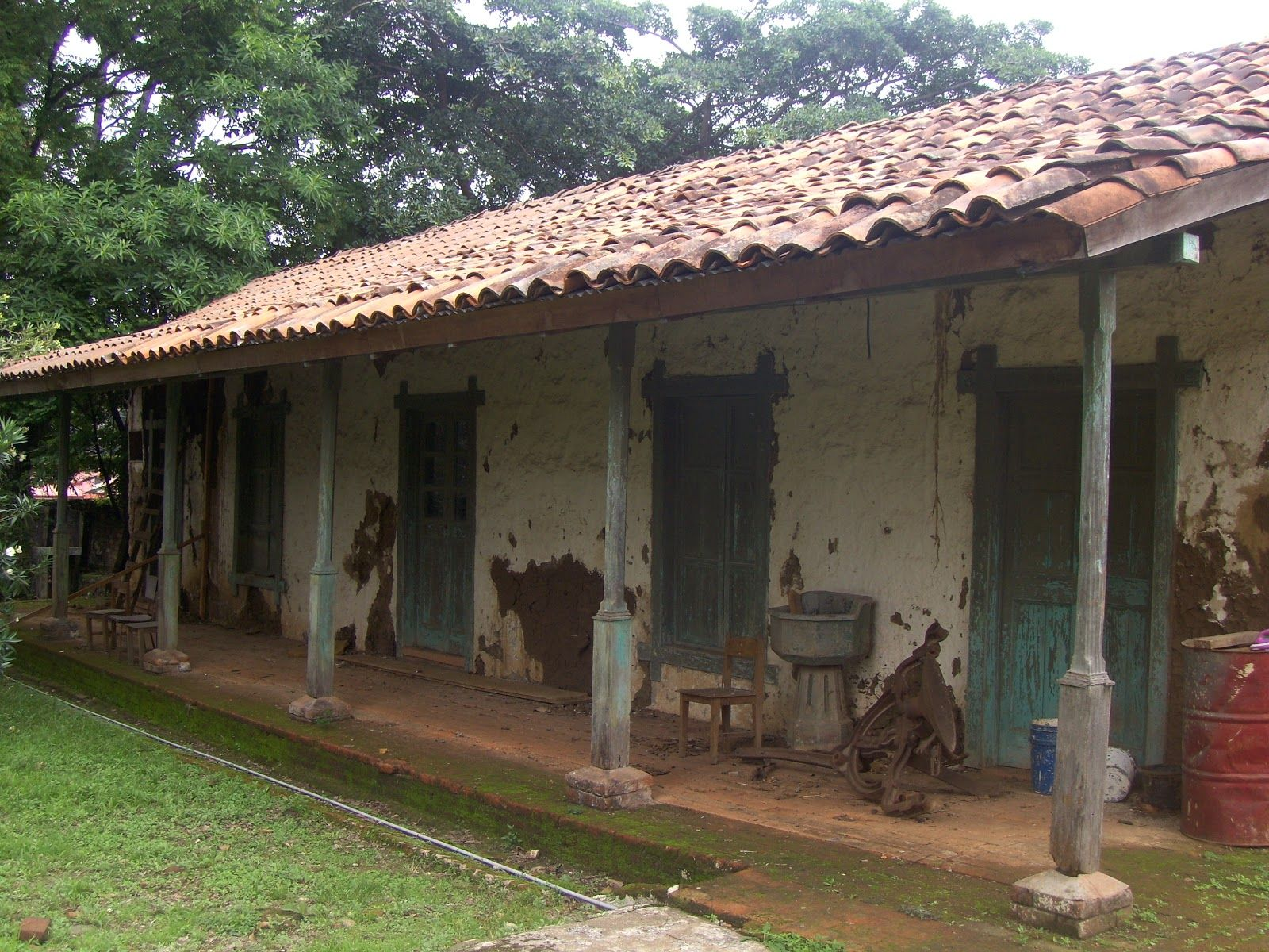 Dise o interno externo arquitectura e ingenier a - Ideas para casas rurales ...