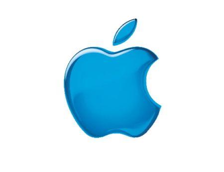 Blue Apple Logo Wallpapers Apple logo wallpaper iphone