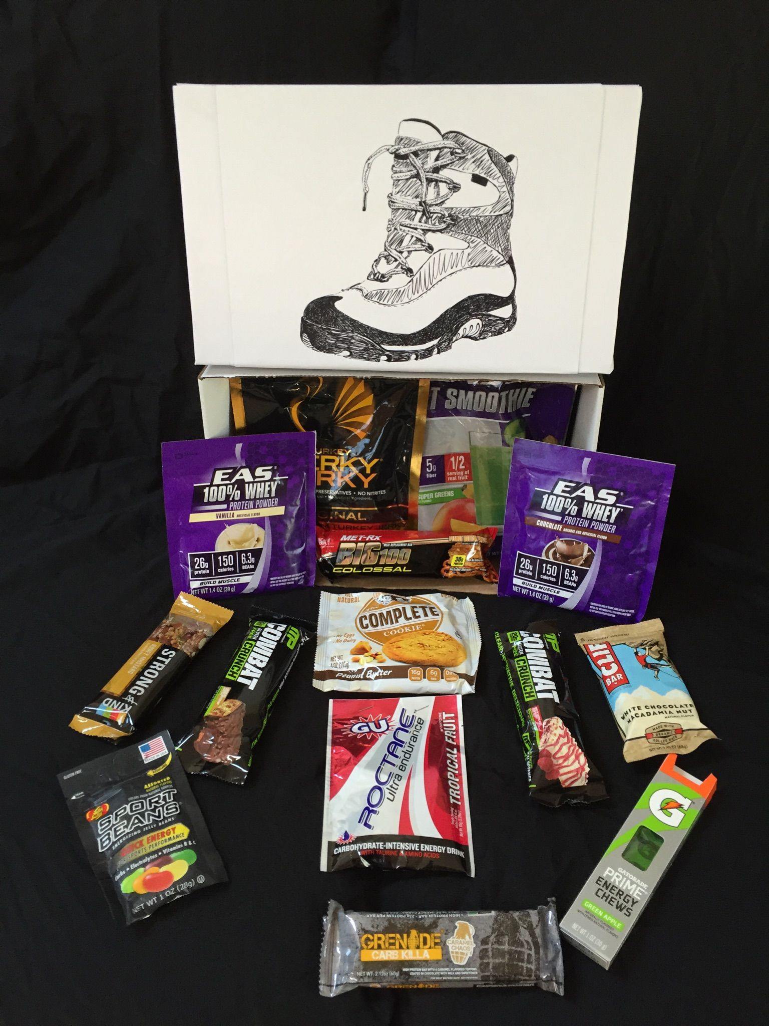 Fitness gift basket themed gift baskets gifts gift baskets
