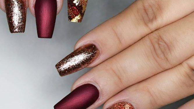 Nail Designs Gel Nailsfrench Nailsmanicure And Pedicuremani Pedi