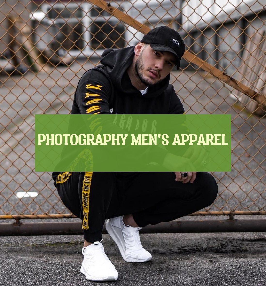 Photography Men's Apparel Fotografie Herrenbekleidung