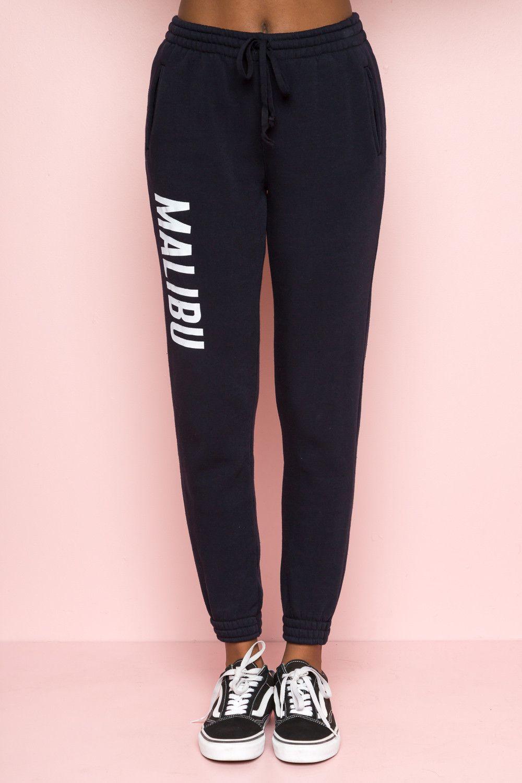Rosa Malibu Sweatpants Bottoms Clothing Sweatpants