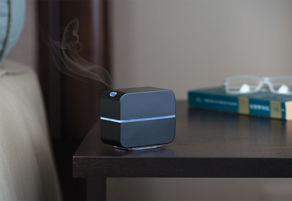 Travel Aromatherapy Diffuser At Sharper Image Perfect For This Hotel