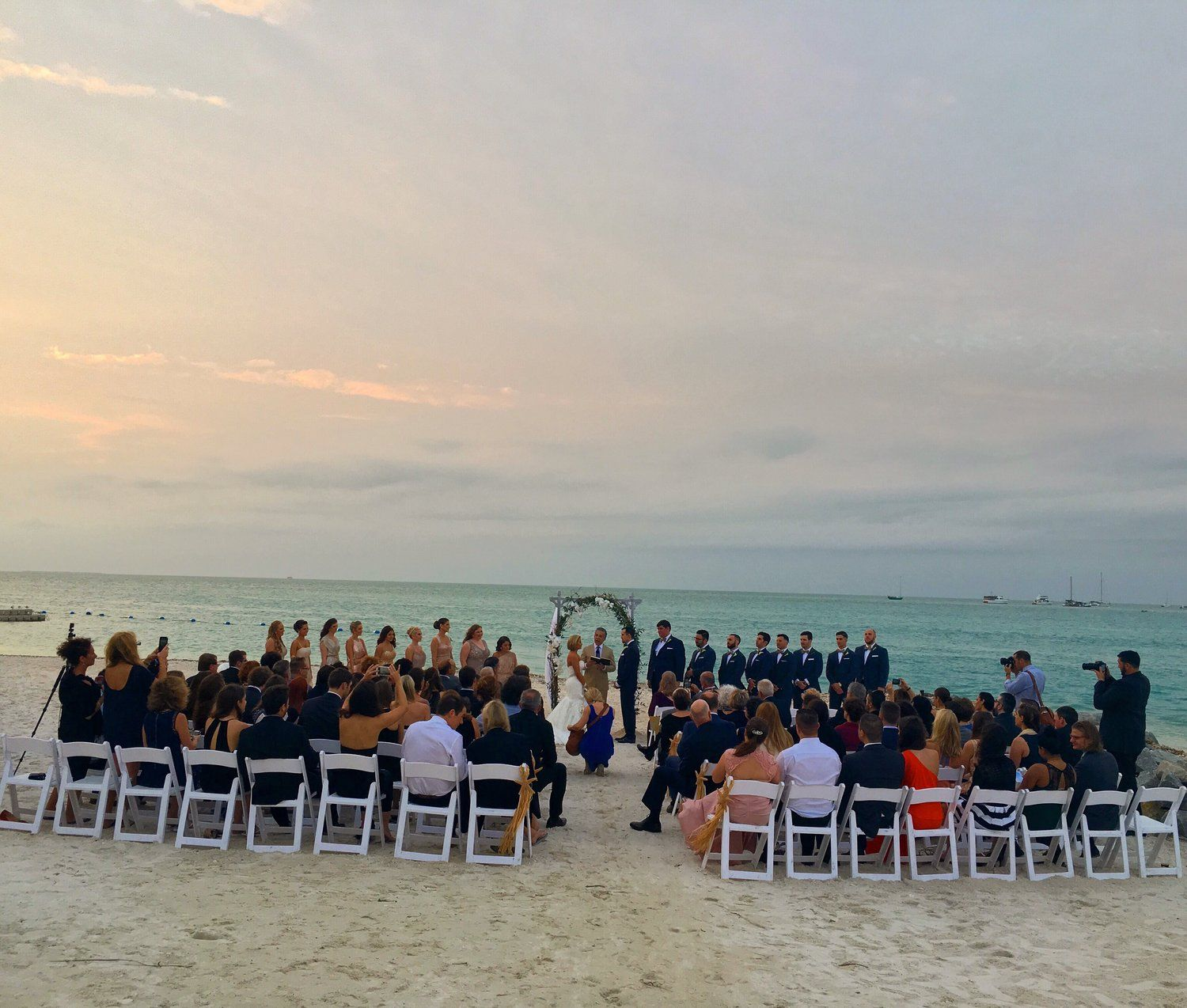 Angelica Chase Sunset Key Key west Wedding planners and