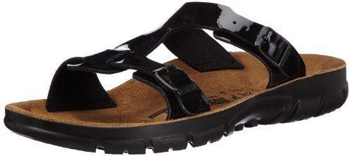 369e8c3139b1 Birkenstock Sandals   Sofia   from Birko-Flor in Black Patton Birkenstock