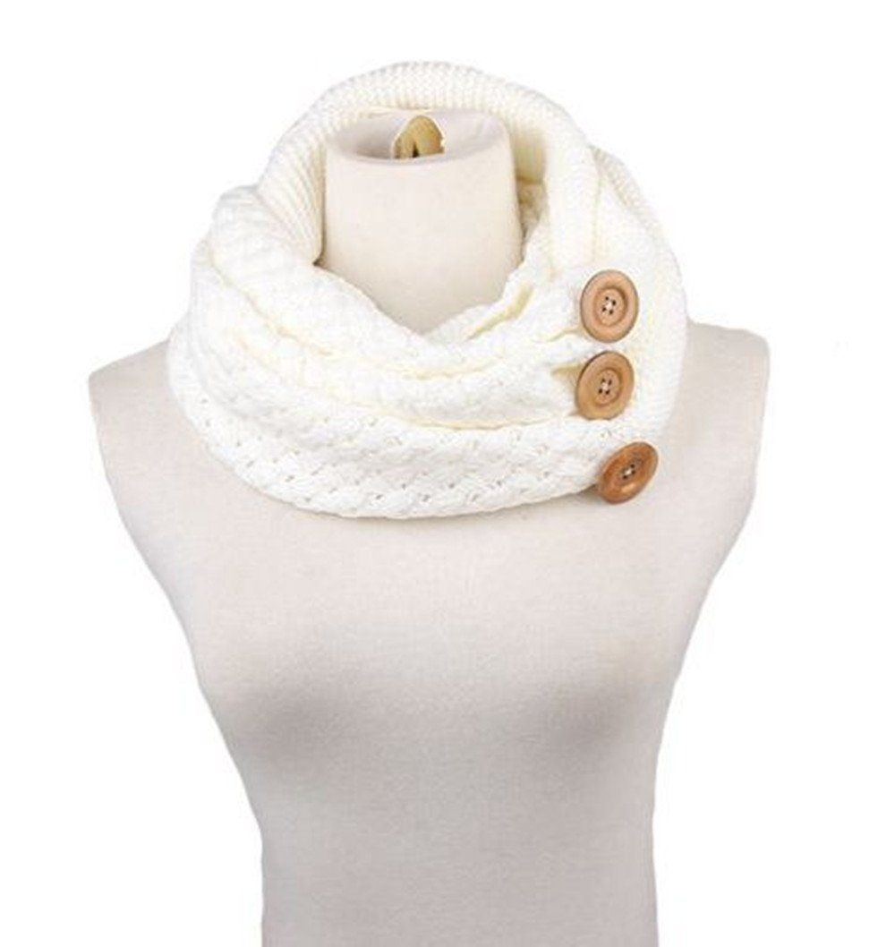 Menglihua Womens Infinity Scarf Pashmina Blend Chunky