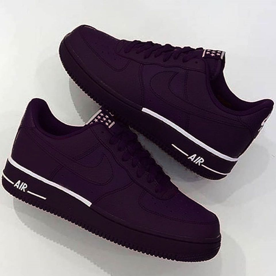 Top 10 Nike Air Force 1 Custom Kicks | Sneakers fashion