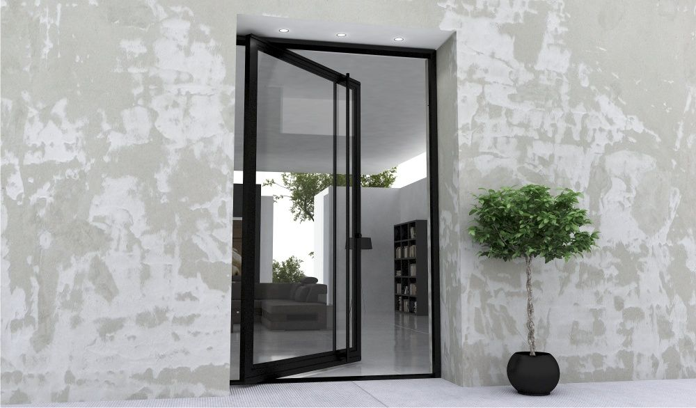 We Specialize In High Quality Pivot Doors, Glass Doors, Metal Doors, Glass  And Steel Doors, And Custom Made Doors To Suit All Your Needs.