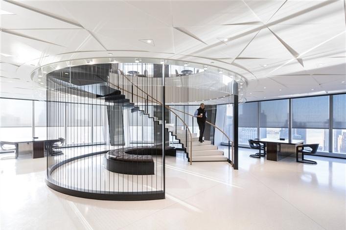 News Condé Nast New York S Trendiest Headquarters Turner Construction Company New York Office Hotel Design Conde Nast
