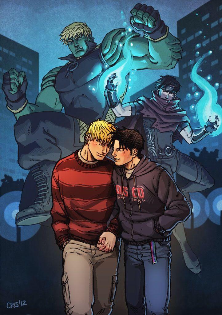 Resultado de imagem para vingadores personagem gay wiccano