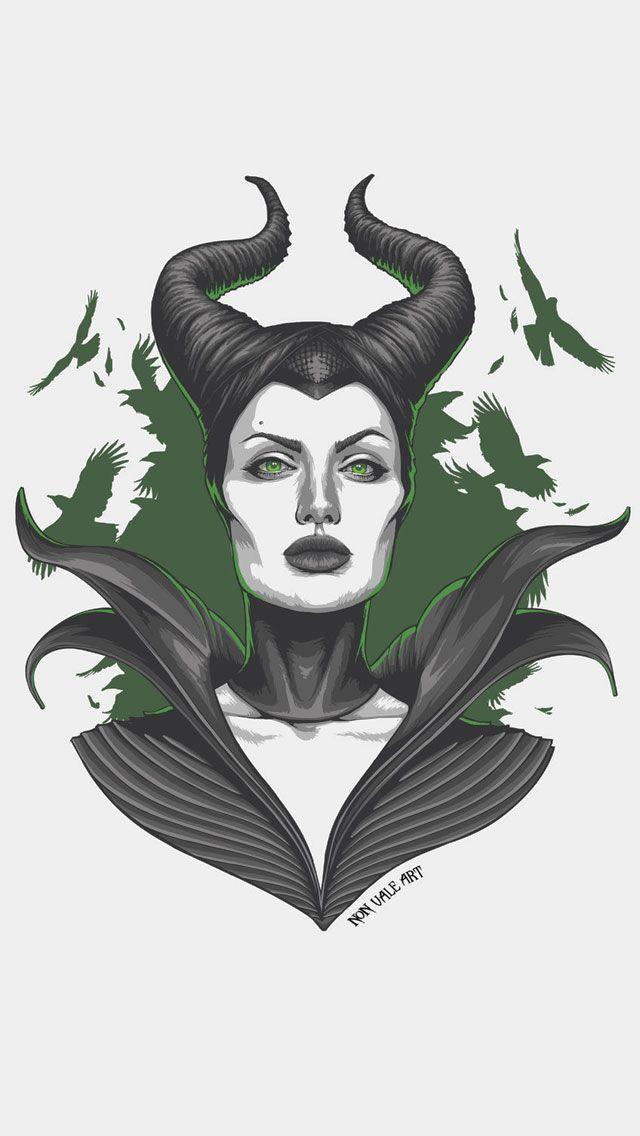 maleficent iphone wallpaper Google zoeken Malificent