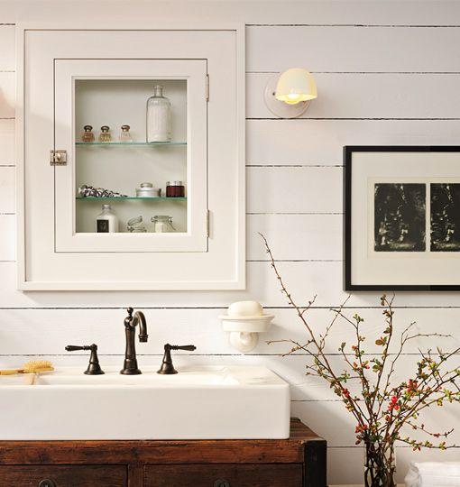 Rejuvenation Modern Farmhouse Bathroom Farmhouse Bathroom Decor Bathrooms Remodel