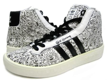Haring Love Upon Styles Keith Scott Adidas Them Jeremy qCx4wHIaEI