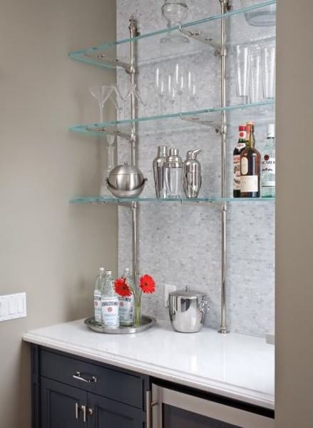 40 Ideas Of Using Open Shelves On A Kitchen Shelterness Glass