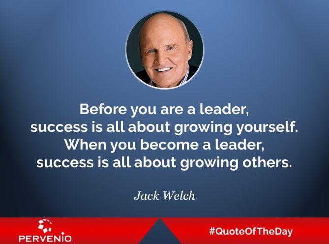 Jack Welch's Leadership