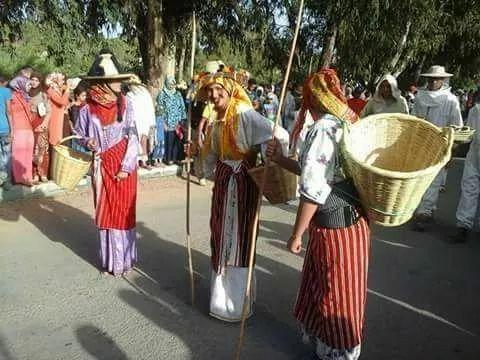 Voyage chez les Amazighs  Les Dames de Jbala