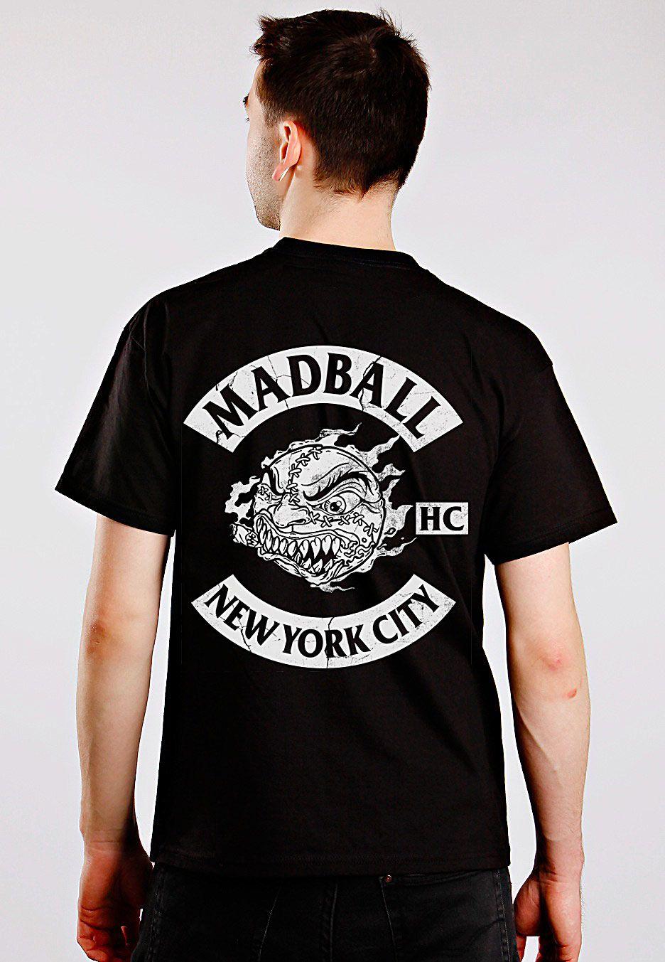 766a41fb8a1 Madball - Biker - T-Shirt
