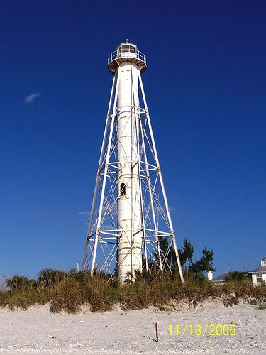 Gasparilla Lighthouse