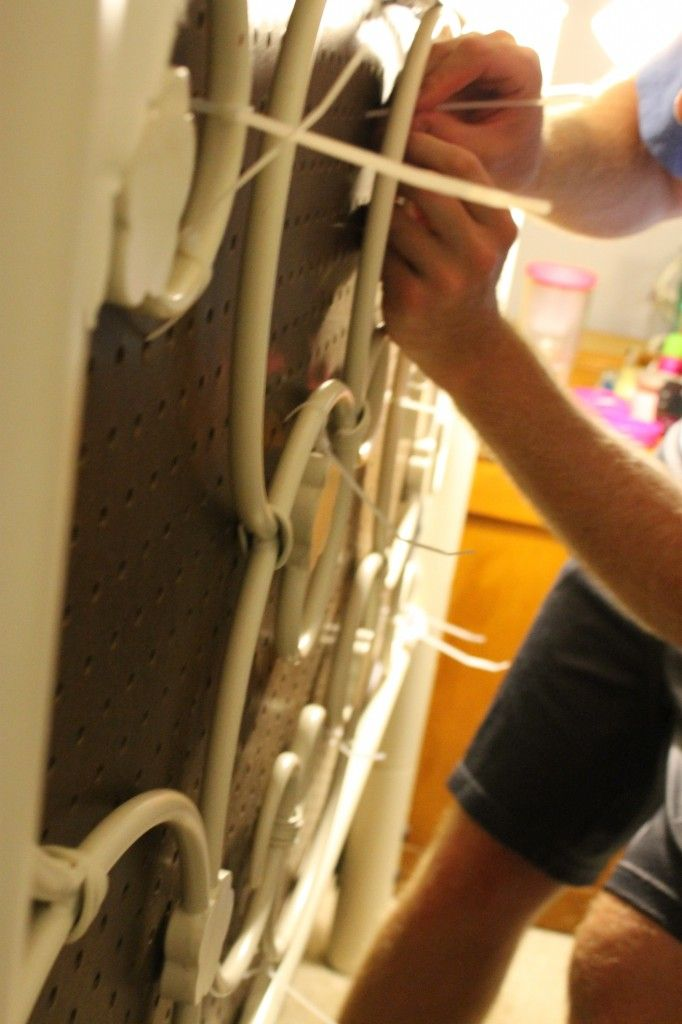 Turn A Wrought Iron Headboard Into An Upholstered Headboard With