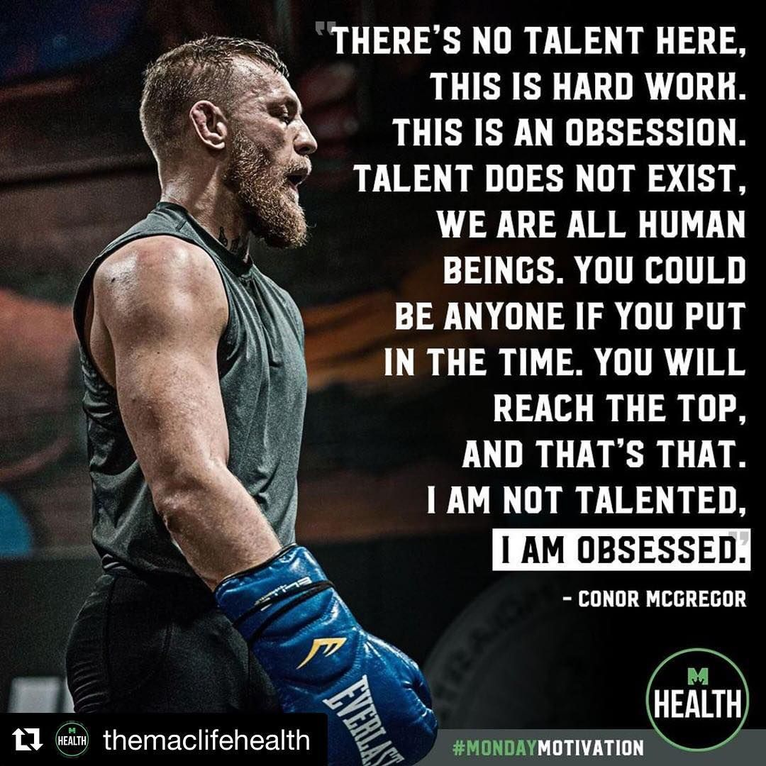 Conor Mcgregor Quote Conor Mcgregor Quotes Conor Mcgregor Fighter Quotes