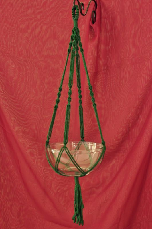 Macrame plant holder bricolaje y manualidades pinterest ganchillo manualidades y bricolaje - Manualidades y bricolaje ...
