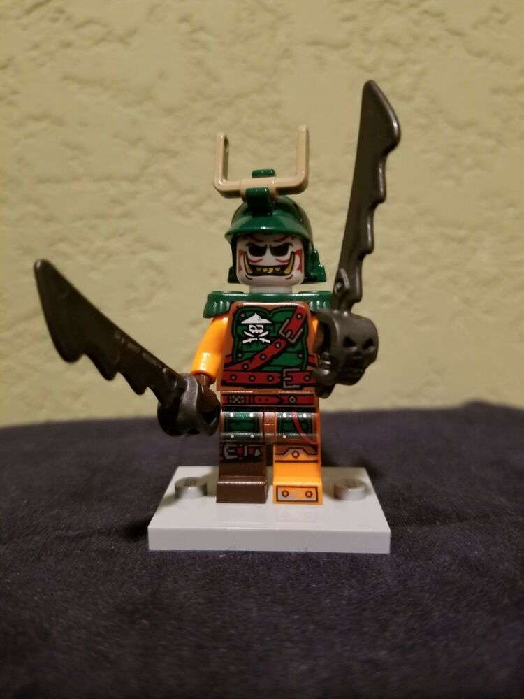 LEGO Ninjago Skybound Gunner Doubloon Minifigure Sky Pirate NEW 2016