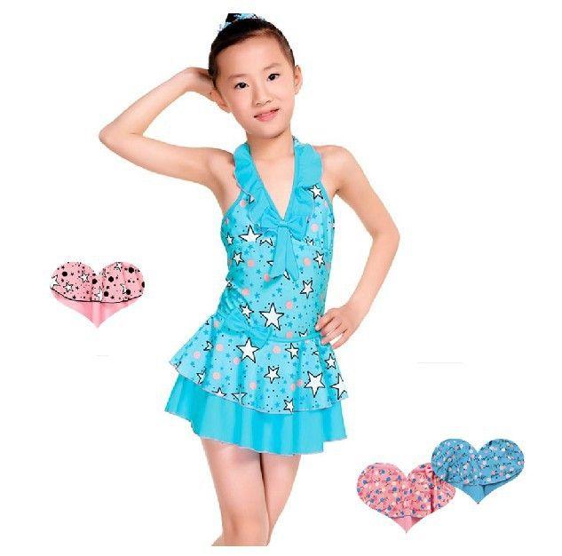 Aliexpress.com : Buy Free Shipping Baby Girls Swimwear ...