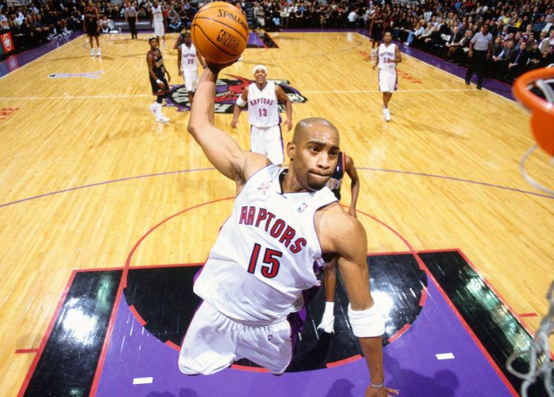 Vince Carter Biography Toronto Raptors Basketball Photography Best Dunks