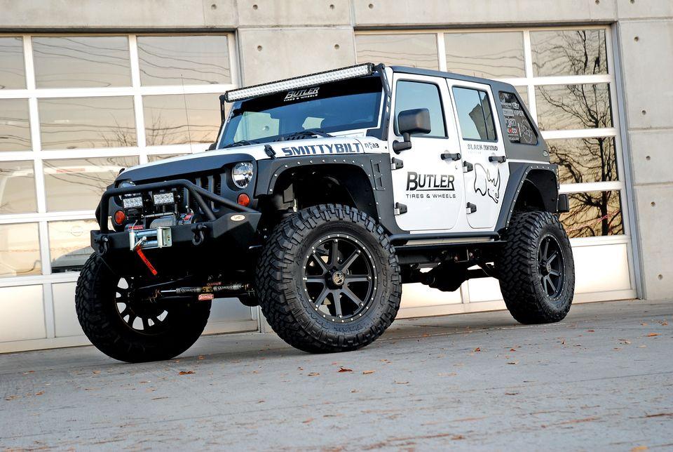 Butler Tire Black Rhino Edition Jeep Wrangler Butlertire Jeep