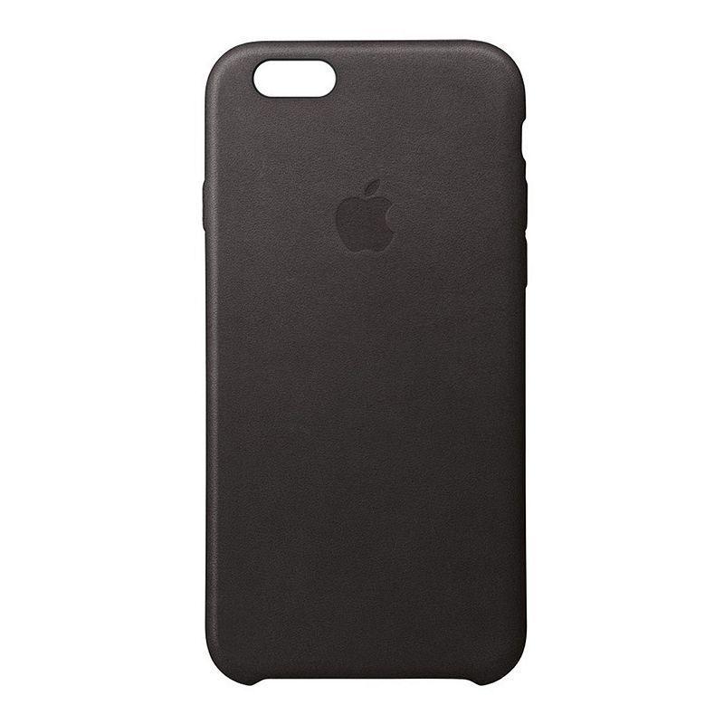 Apple Iphone 6s Plus Leather Case Black Fundas Para Iphone 6