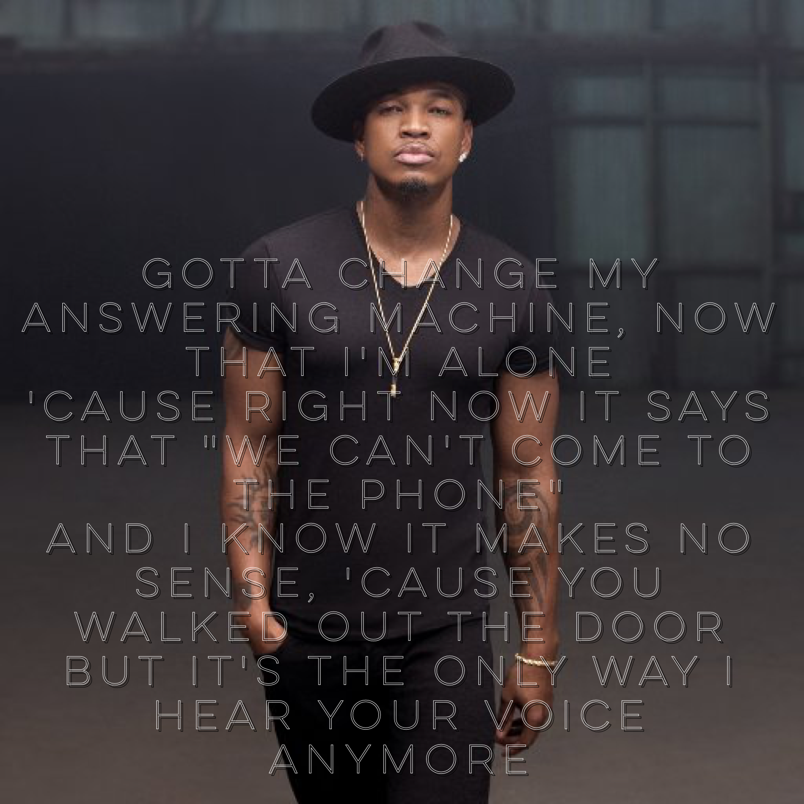 Lyrics from: Ne-Yo - So Sick                 #rnb#hiphop