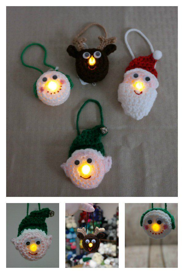 Easy christmas crochet patterns for gifts