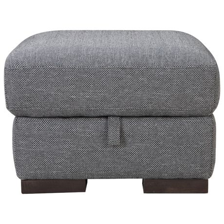 Signature Ottoman With Storage Freedom Furniture And