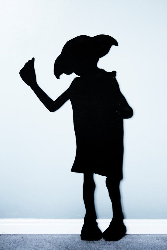 dobby silhouette
