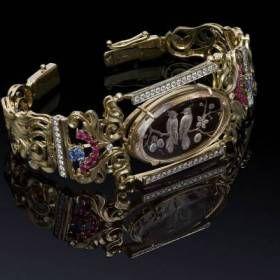 Дом, где зажигают бриллианты! Photography of jewellery, precious gems and watches