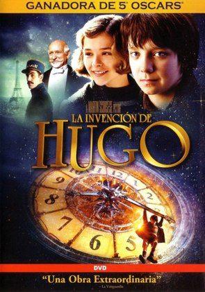 La Invencion De Hugo Biblioasturias Good Movies On Netflix Steampunk Movies Kids Movies