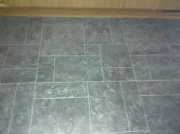 Slate Floor Tiles Pattern And Grout Colour Light Or